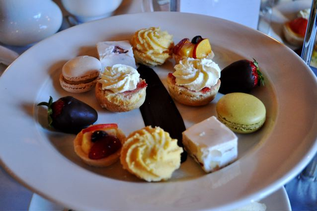 His Majesty's Theatre High Tea