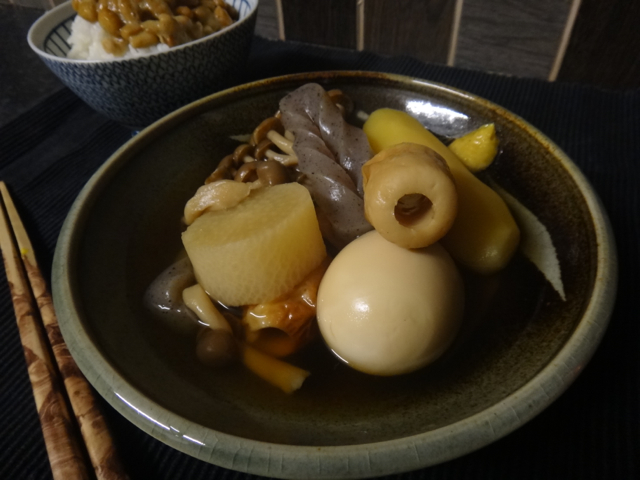 Slow Cooker Oden