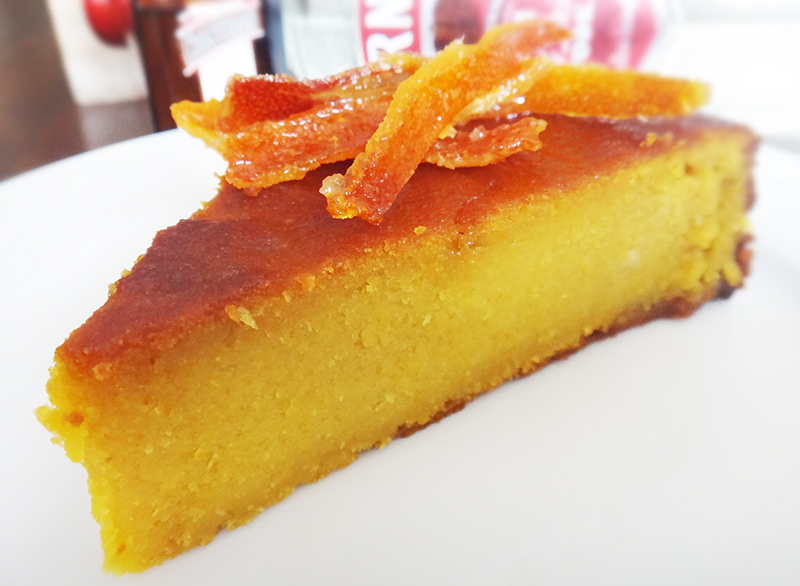 Vodka and Orange Cake - Gastromony