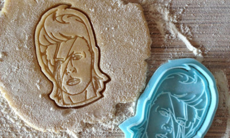David Bowie Cookie Cutter